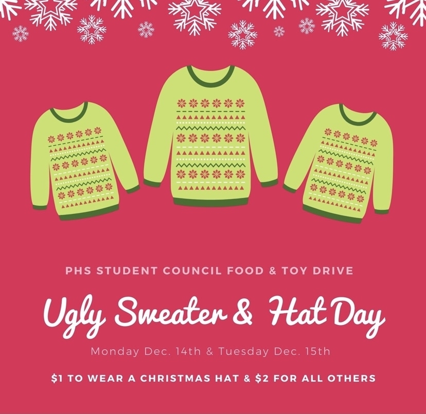 PHS Ugly Sweater